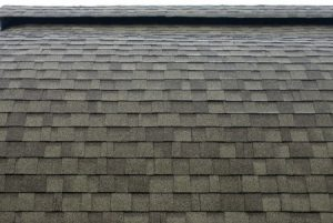 a well-done roof, no need for shingle roof repair