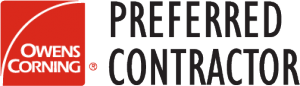 owens corning preferred contractor logo, about us