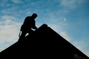 Roofer Silhouette